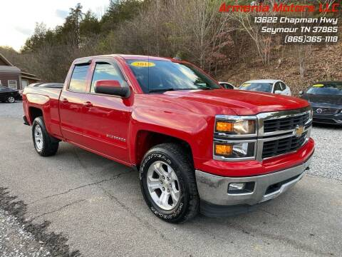 2015 Chevrolet Silverado 1500 for sale at Armenia Motors in Seymour TN