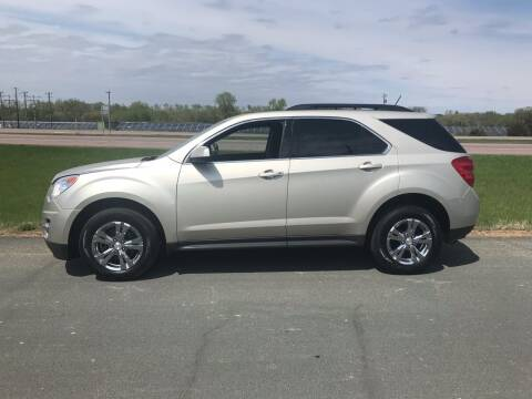 2015 Chevrolet Equinox for sale at Whi-Con Auto Brokers in Shakopee MN