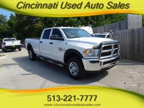 2014 RAM Ram Pickup 3500 for sale at Cincinnati Used Auto Sales in Cincinnati OH