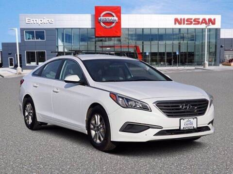 2017 Hyundai Sonata for sale at EMPIRE LAKEWOOD NISSAN in Lakewood CO