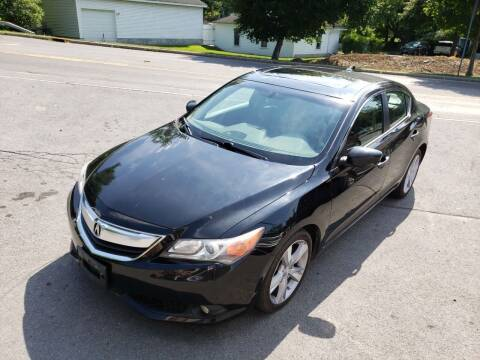 2013 Acura ILX for sale at Apple Auto Sales Inc in Camillus NY