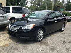 2014 Nissan Sentra for sale at Popular Imports Auto Sales in Gainesville FL
