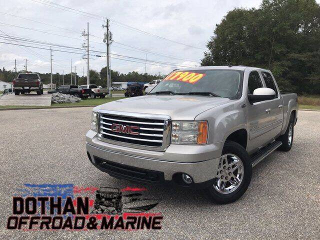 2008 GMC Sierra 1500 for sale at Dothan OffRoad And Marine in Dothan AL