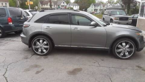 2006 Infiniti FX35 for sale at Autolistix LLC in Salem NJ