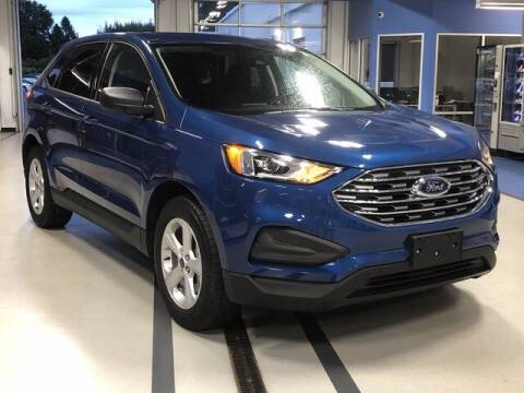 2021 Ford Edge for sale at Simply Better Auto in Troy NY