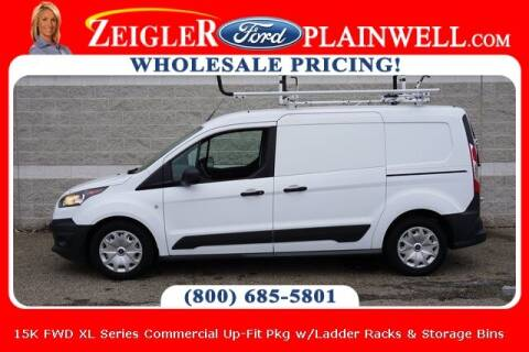 2014 Ford Transit Connect Cargo for sale at Zeigler Ford of Plainwell- michael davis in Plainwell MI