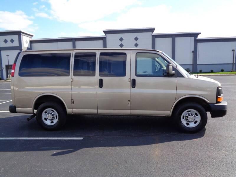 2012 Chevrolet Express Passenger LS 2500 3dr Passenger Van - Palmyra NJ