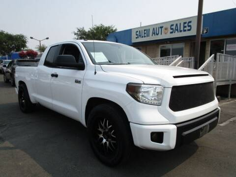 2014 Toyota Tundra for sale at Salem Auto Sales in Sacramento CA