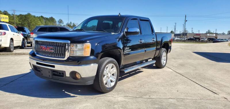 2011 GMC Sierra 1500 for sale at WHOLESALE AUTO GROUP in Mobile AL