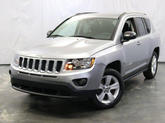2016 Jeep Compass for sale at United Auto Exchange in Addison IL