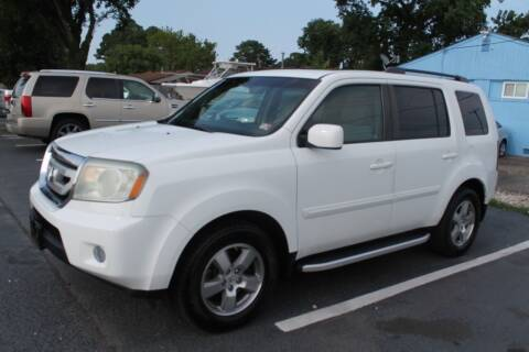2010 Honda Pilot for sale at Drive Now Auto Sales in Norfolk VA