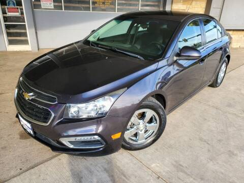 2015 Chevrolet Cruze for sale at Car Planet Inc. in Milwaukee WI