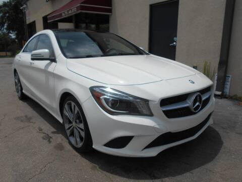 2014 Mercedes-Benz CLA for sale at AutoStar Norcross in Norcross GA