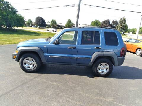 2006 Jeep Liberty for sale at Reliable Wheels Used Cars in West Chicago IL