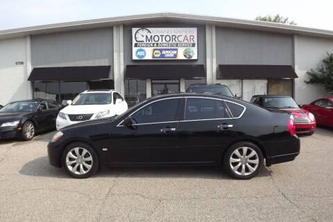 2006 Infiniti M45 for sale at Grand Rapids Motorcar in Grand Rapids MI