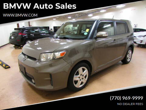 2012 Scion xB for sale at BMVW Auto Sales in Union City GA