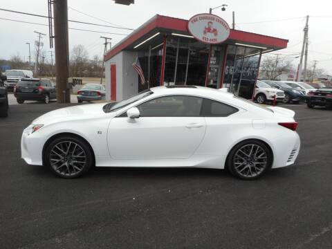 2017 Lexus RC 300 for sale at The Carriage Company in Lancaster OH