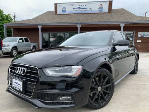 2015 Audi A4 for sale at Global Automotive Imports in Denver CO