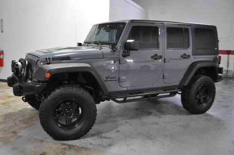 2014 Jeep Wrangler Unlimited for sale at Select Motor Group in Macomb Township MI