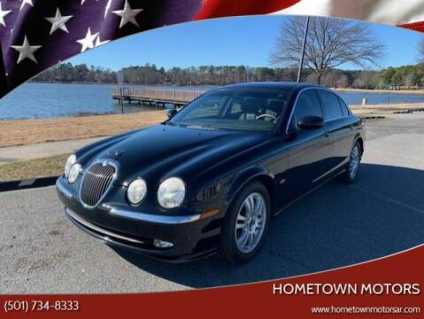2003 Jaguar S-Type for sale at Hometown Motors in Maumelle AR