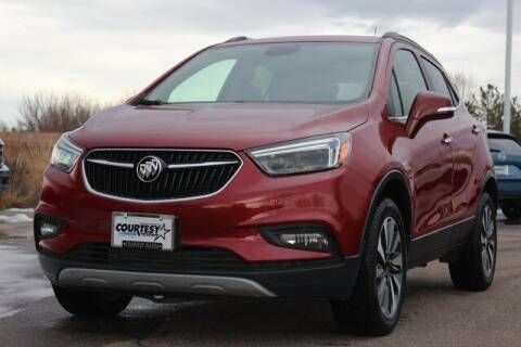2019 Buick Encore for sale at COURTESY MAZDA in Longmont CO