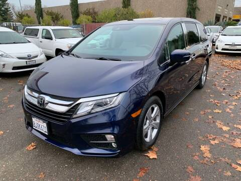 2019 Honda Odyssey for sale at C. H. Auto Sales in Citrus Heights CA