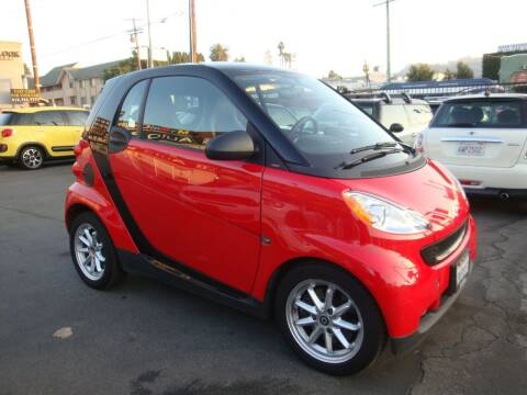 2010 Smart fortwo for sale at Auto Boomer Inc. in Sherman Oaks CA