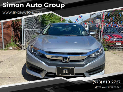2017 Honda Civic for sale at Simon Auto Group in Newark NJ
