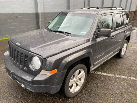 2011 Jeep Patriot for sale at APX Auto Brokers in Lynnwood WA