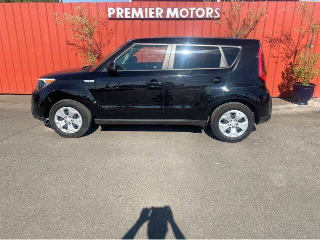 2015 Kia Soul for sale at PREMIERMOTORS  INC. in Milton Freewater OR