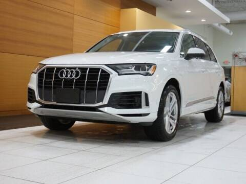 2020 Audi Q7 for sale at Porsche North Olmsted in North Olmsted OH