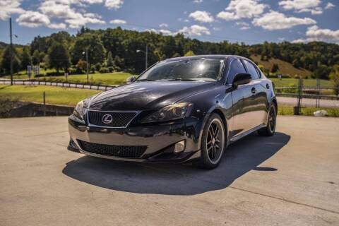 2008 Lexus IS 250 for sale at CarUnder10k in Dayton TN