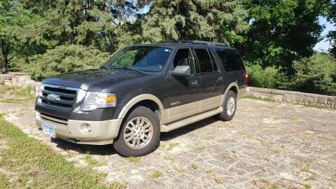 2007 Ford Expedition EL for sale at Twin City Auto Exchange LLC in Minneapolis MN