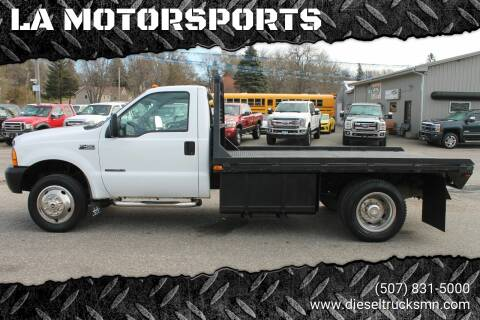 1999 Ford F-450 Super Duty for sale at LA MOTORSPORTS in Windom MN