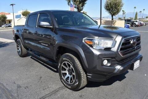 2019 Toyota Tacoma for sale at DIAMOND VALLEY HONDA in Hemet CA