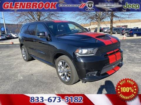 2019 Dodge Durango for sale at Glenbrook Dodge Chrysler Jeep Ram and Fiat in Fort Wayne IN