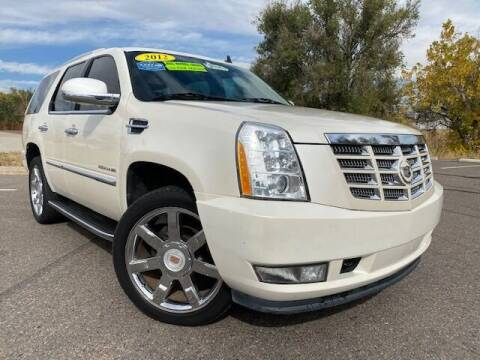 2012 Cadillac Escalade for sale at UNITED Automotive in Denver CO