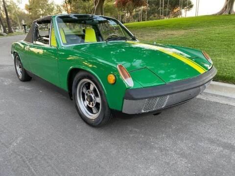 1973 Porsche 914 for sale at Classic Car Deals in Cadillac MI