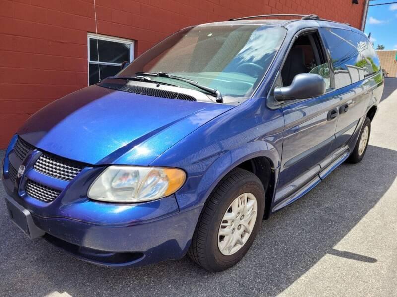 2004 Dodge Grand Caravan for sale at J & T Auto Sales in Warwick RI