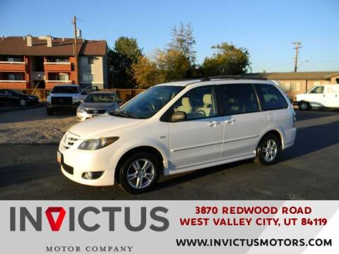 2005 Mazda MPV for sale at INVICTUS MOTOR COMPANY in West Valley City UT