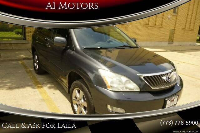 2008 Lexus RX 350 for sale at A1 Motors Inc in Chicago IL