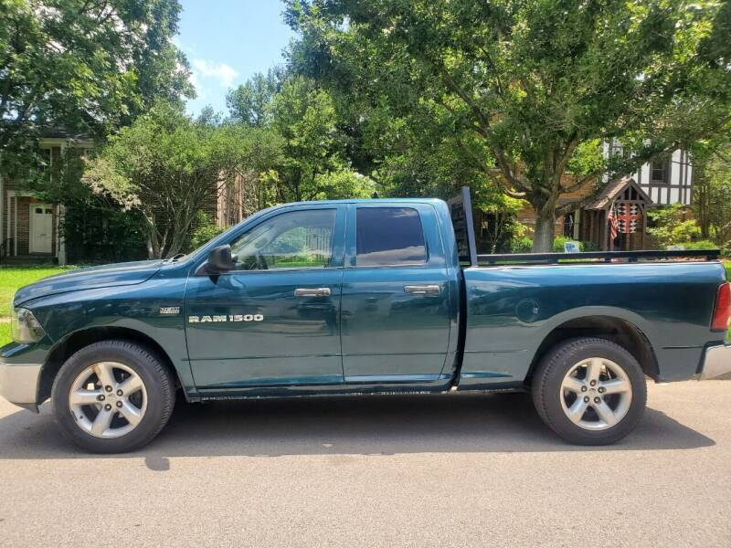 2011 RAM Ram Pickup 1500 for sale at Progressive Auto Plex in San Antonio TX