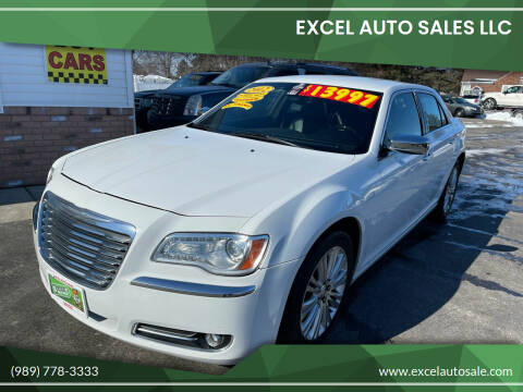 2012 Chrysler 300 for sale at Excel Auto Sales LLC in Kawkawlin MI
