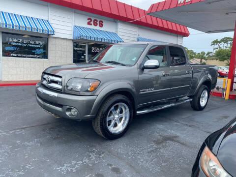 2005 Toyota Tundra for sale at Riviera Auto Sales South in Daytona Beach FL