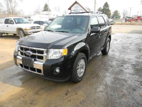 2010 Ford Escape for sale at Northwest Auto Sales in Farmington MN