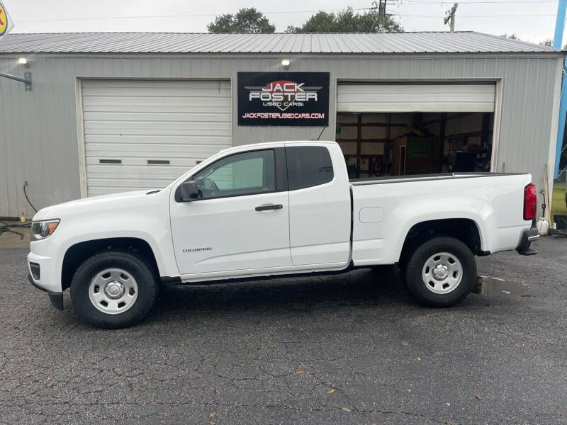 2016 Chevrolet Colorado for sale at Jack Foster Used Cars LLC in Honea Path SC