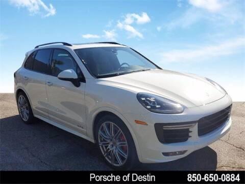 2018 Porsche Cayenne for sale at Gregg Orr Pre-Owned of Destin in Destin FL