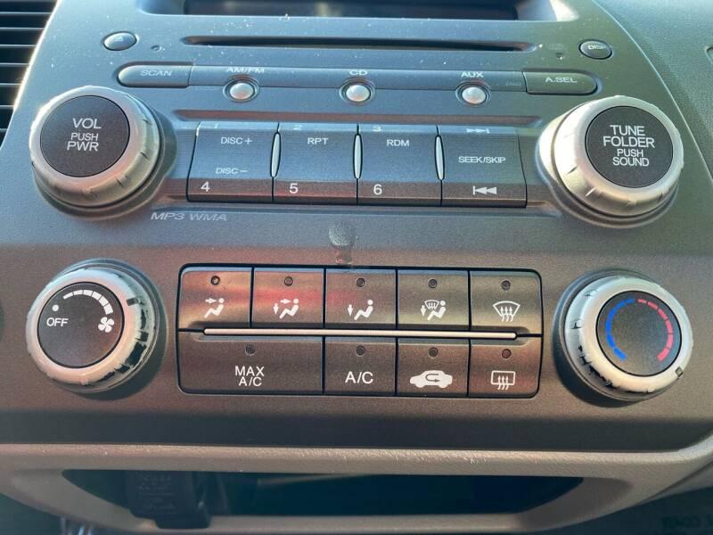 2010 Honda Civic LX 4dr Sedan 5A - Woodburn OR