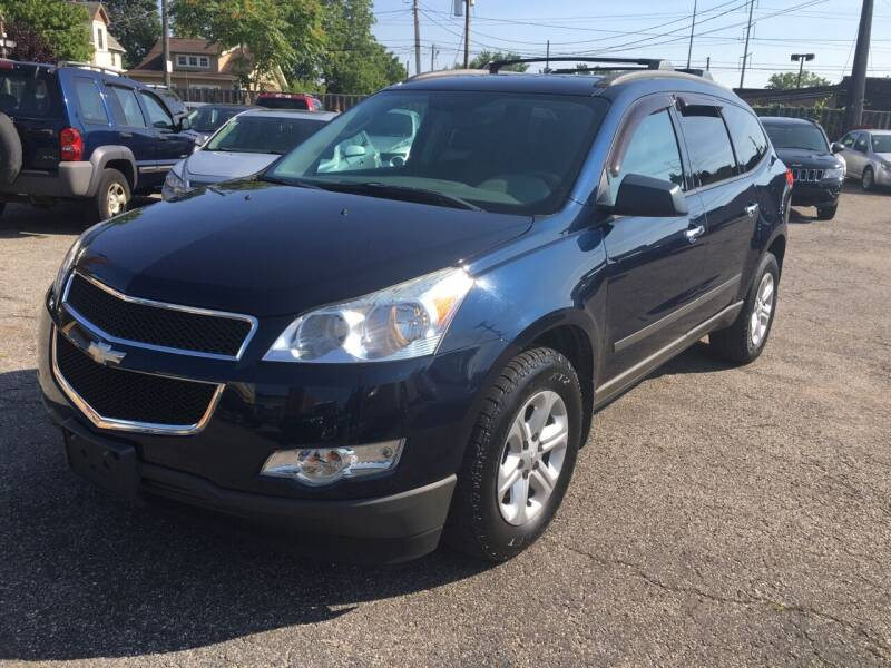 2012 Chevrolet Traverse for sale at Payless Auto Sales LLC in Cleveland OH