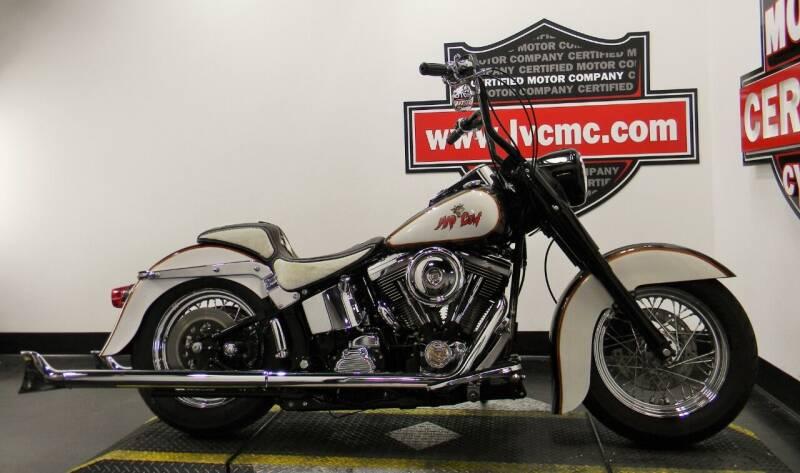 1999 Harley-Davidson FAT BOY for sale at Certified Motor Company in Las Vegas NV